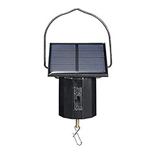 Alftek wervelige wind spinner op zonne-energie motor flexibel groot elektrisch gereedschap ophangen