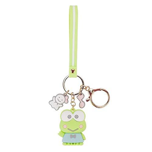 Berrd New cartoon cute keychain men and women pendant bag pendant jewelry keychain - F