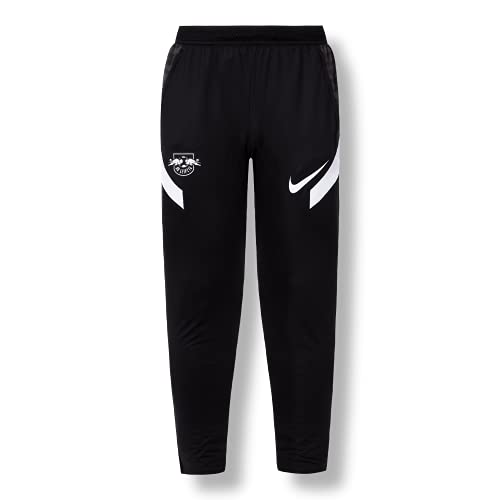RB Leipzig Nike 21/22 - Pantalón de chándal para hombre, Negro , XXL