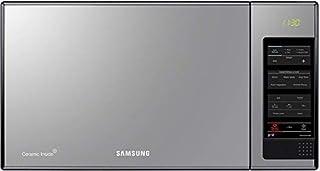 SAMSUNG MG402MADXBB Grill Microwave Oven with Ceramic Interior & Mirror Design (40L, 2kg, 1500W, Human Interface Input- B...