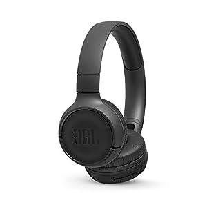 JBL TUNE 500BT – On-Ear Wireless Bluetooth Headphone – Black
