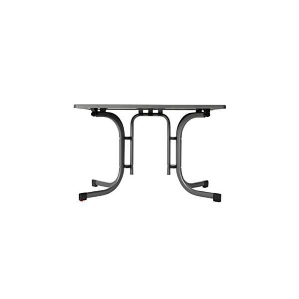 Ribelli Klapptisch Esstisch Gartentisch 110x70x70cm - klappbarer Tisch für den Garten, als Beistelltisch oder…