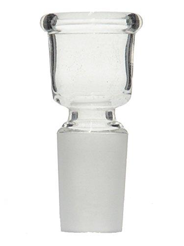 Kleiner Glaskopf für Bongs, 18,8mm Schliff, zylinderförmig - Head&Nature Bong-Kollektion
