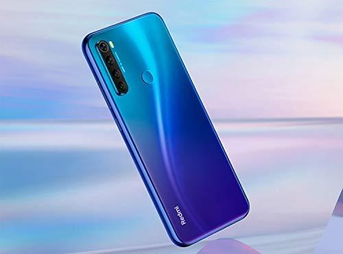 Smartphone Xiaomi Redmi Note 8 64GB Rom 4GB Ram Dual Versão Global Azul