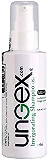 Ungex Invigorating Shampoo   Demodex Acne Rosacea, Itchy Skin Solution   IS