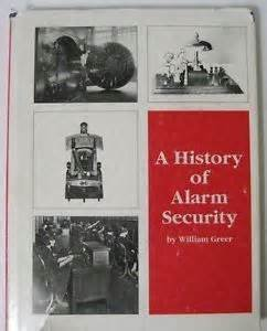 Hardcover A History of Alarm Security Book