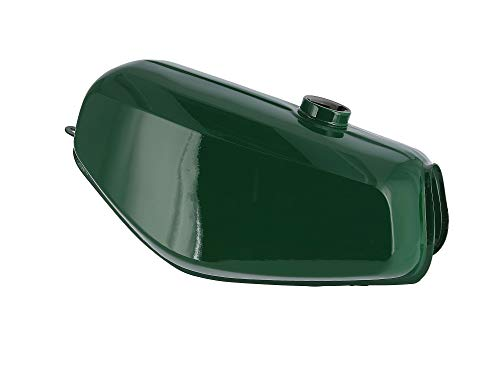 Replika Tank grün lackiert - für Simson S50, S51, S70
