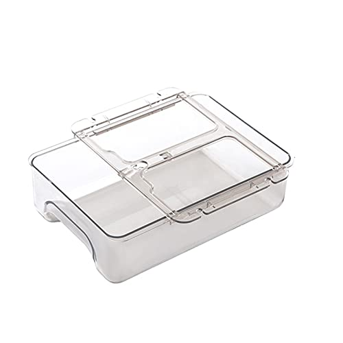 Qiujing Cajón de escritorio Caja de almacenamiento Oficina Organización Estudiante Escritorio Estantes Papelería Invisible Pequeño Colgante