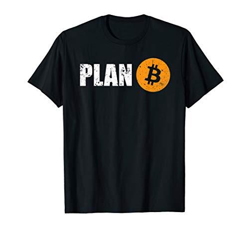 Bitcoin Plan B T-Shirt