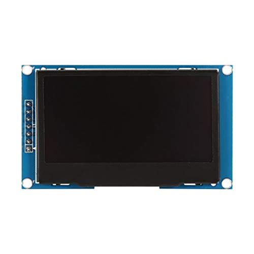 2.42 inch OLED Display SSD1309 128x64 SPI/IIC Serial Port Blue for Arduino C51 White