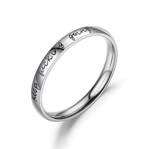 Nortongrace - Chinesische Ringe in 3 Mm Silver 6