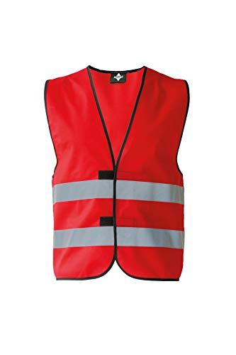 Functioneel vest, Large, rood, 1