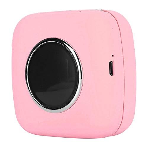 Imprimante Photo Portable 8,8 x 8,5 x 3,7 pour Les invites vocales(Pink)