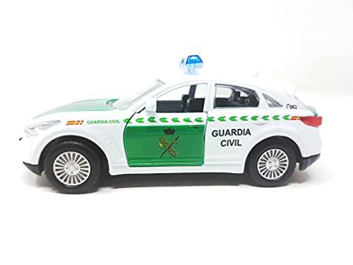 PLAYJOCS Coche Guardia Civil GT-1009