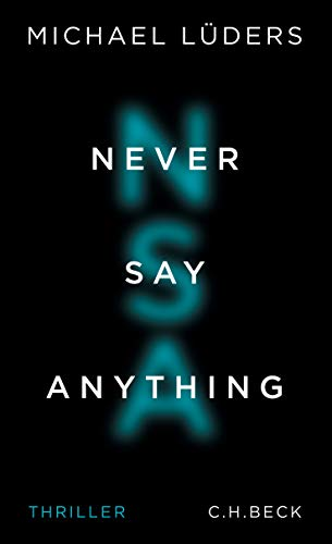 Never Say Anything: Thriller