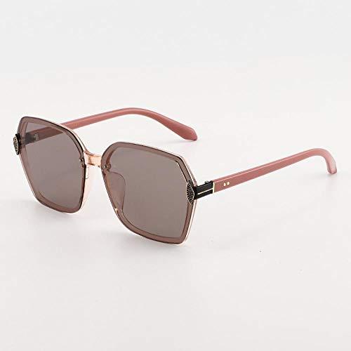 Gafas de sol polarizadas Fashion HD Gafas de sol para mujer-Rosa