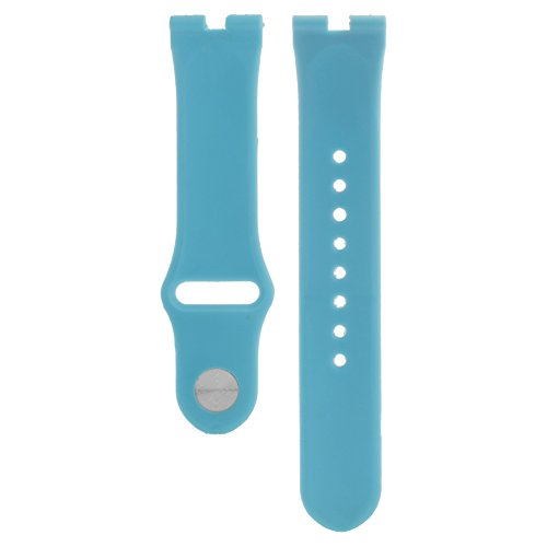 Feamos 22mm cinturino orologio in gomma silicone per Motorola Moto 360Smart Watch, Sky-blue