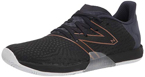 New Balance Women's Minimus TR V1 Cross Trainer, Black/Outerspace/Copper Metallic, 12 Wide