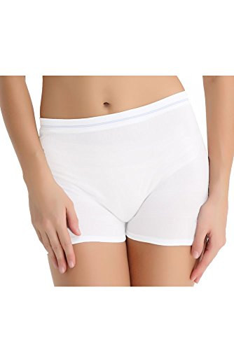 Molly High Waist Seamless Mesh Disposable Delivery Panty (3 pk.) - S/M