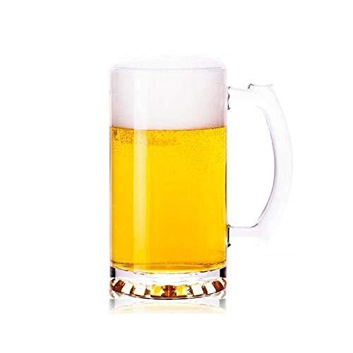 Bier Bril Bier Mokken Glas Bier Grote Capaciteit Bier Bar Wijn Melk Drank Keuken Yoghurt Koud Drink 500 Ml Beer Mug 500ml