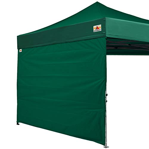 ABCCANOPY Instant Gazebo SunWall (15+Colors) for 3x3, 3x6 Straight Leg pop up Gazebo, 1 Pack Sidewall Only