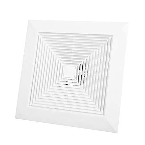 Abluftventilator LITING 8-Zoll-Badezimmerentlüftung Dunstabzug Küche WC Decke Typ integrierte Lüftung Abluft
