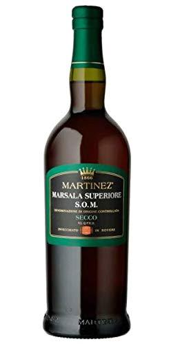 Sicilia Bedda - Marsala Superiore Secco SOM - Martinez 37.5 Cl. 18°