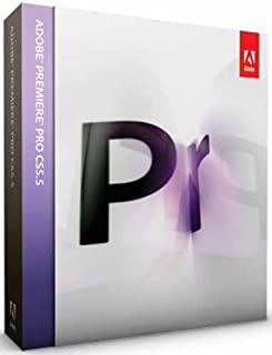 Adobe Premiere Pro CS5.5 Windows版 (旧製品)