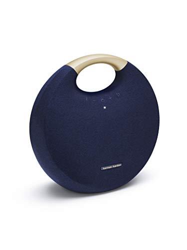 Harman Kardon Onyx Studio 6 - Bluetooth Speaker with Handle - Blue (HKOS6BLUAM)