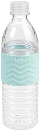 Copco 2510-2182 Chevron Hydra Bottle,  16.9-Ounce,  Robins Egg Blue