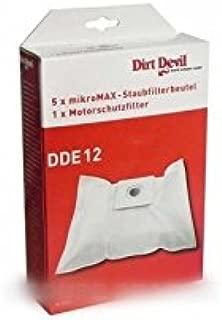 DIRT DEVIL-HANDY 5 bolsas y 1 filtro para motor para m7075 para aspirador DIRT DEVIL HANDY: Amazon.es: Hogar