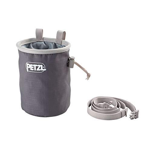 Petzl–Sack a magnesie Bandi Petzl, grau