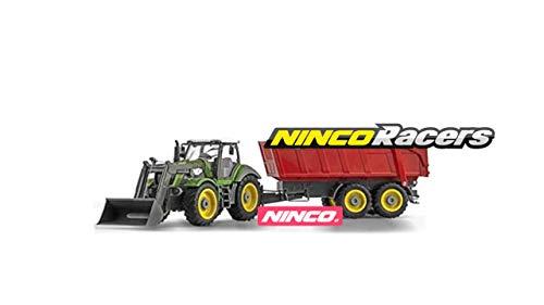 Ninco Nt10032 Tracteur + Benne, Multicolore