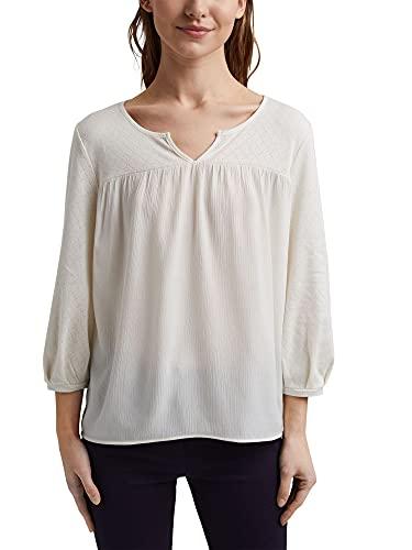 ESPRIT 021ee1k347 T-Shirt, Ghiaccio, M Donna