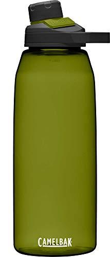 CamelBak Botella de Agua Chute mag, Olive, 1.5 L