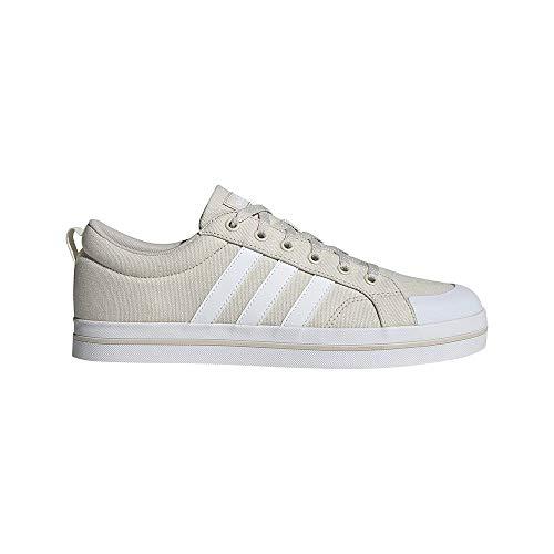 adidas Bravada, Zapatillas de Deporte Hombre, ALUMIN/FTWBLA/ALUMIN, 42 EU