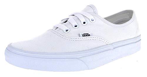 Vans Footwear Classics Men's Authentic Sneaker 10.5 White