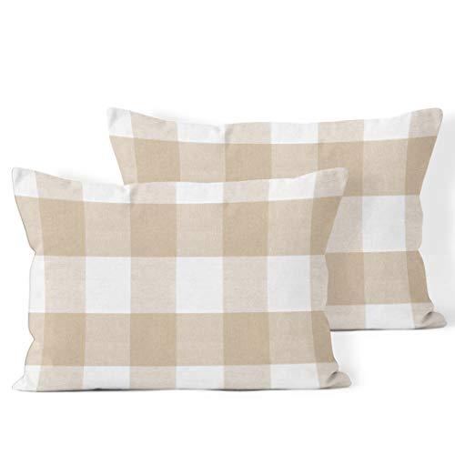 Cojines Cama Decorativos Con Brillo Rectangular cojines cama  Marca Encasa