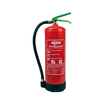 Ajax ES-6N Brandblusser Schuim 6 liter