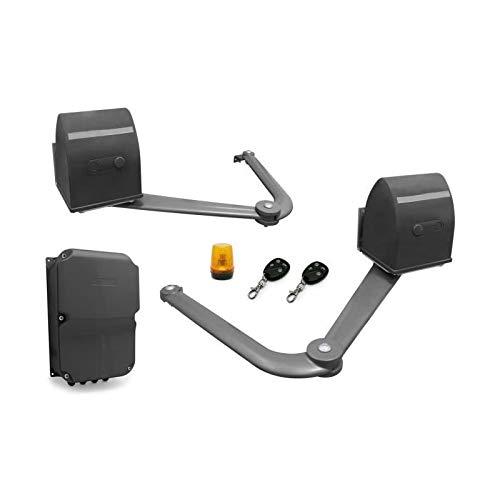 AVIDSEN Kit de motorisation a bras articulés pour portail a 2 battants B250 12VDC maxi 5mx500kg