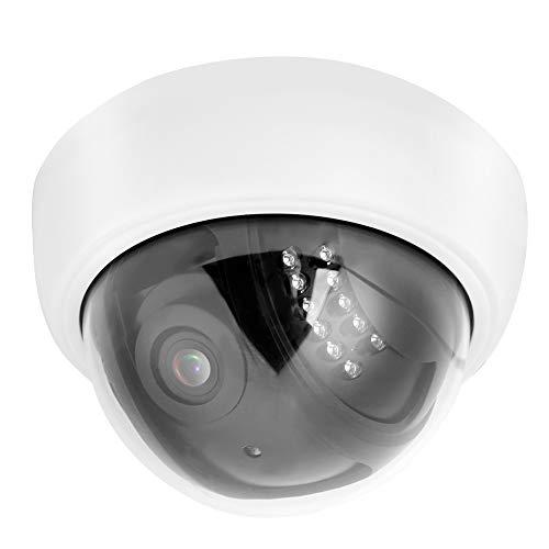 Cámara Vigilancia Cámara De Domo Al Aire Libre 1080P HD WiFi WiFi Seguridad Inalámbrica Cámara IP Visión Nocturna para Exteriores Al Aire Libre 100-240V Enchufe De La UE