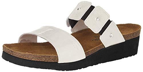 Naot Footwear Women's Ashley White Lthr 7 M US