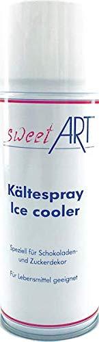 Kältespray Eisspray für Lebensmittel - Konditorqualität - NICHT BRENNBAR - 400 ml