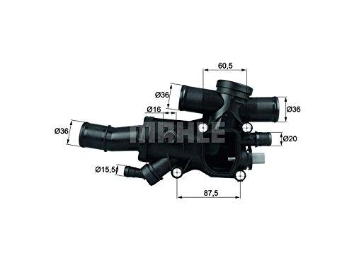 Behr-Thermot-Tronik TH4483 Thermostat, Kühlmittel