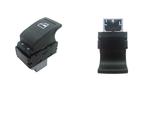 A1 1x FENSTERHEBERSCHALTER BEIFAHRER Schalter ELEKTRISCHER Fensterheber Schalter Tasten Schalter Knopf