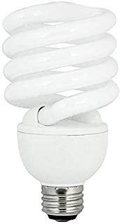 Ecosmart 60W Equivalent 2700K Spiral CFL Light Bulb, Soft White (12-Pack)