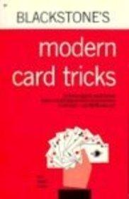 Blackstone's Modern Card Tricks, New Revised Edition by Harry Blackstone (1974-12-01)