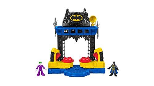 Imaginext DC Super Friends Battle Batcave with Batman & The Joker Now $10 (Was $24.97)