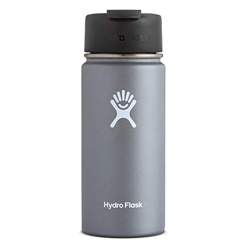 Hydro Flask - Wide mouth 473ml - cantimplora - graphite