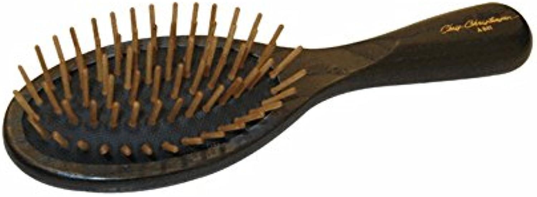 Chris Christensen Wood Pin Brush, 20mm Small